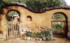 Cob wall ideas on Pinterest | Garden Walls, Cob Houses and Cob Home