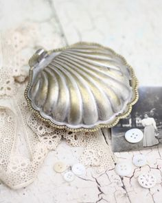 """silver items by """"Vintage & Handmade"""""""