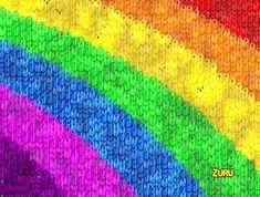 A 48 pieces jigsaw puzzle from Jigidi Rainbow Stuff, Jigsaw Puzzles, Puzzle Games, Puzzles