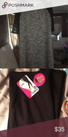 Women's XL long tunic New without tag, never wore. Tops Tunics