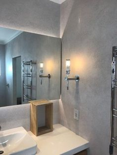 Stucco Finishes, Feature Walls, Designer Wallpaper, Luster, Contemporary, Modern, Baths, Floors, Resin