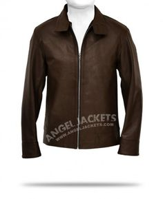 $189.00 - X Men First Class Leather Jacket