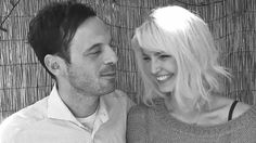 Scoot McNairy and Whitney Able - Screencap from the interview 'Dialogue avec un Produit de Consommation' for Issue Magazine