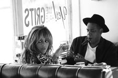 """Images From Beyonce and Jay Z's """"On the Run"""" Tour Book. by Mason Poole. Beyonce E Jay Z, Run Tour, Interview, Boy Meets Girl, Bonnie N Clyde, Online Photo Gallery, Tumblr, Book Photography, Engagement Shoots"""
