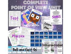 Complete point of view unit