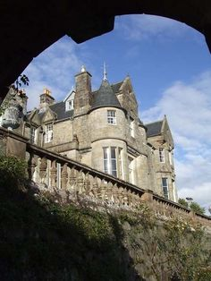 Torosay Castle, Isle of Mull, Scotland