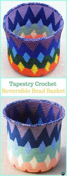 13 besten Tapestry Crochet Bilder auf Pinterest   Gehäkelte taschen ...
