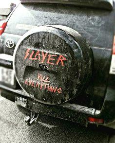 Slayer Kill Everything Via--->Slayer Nation Worldwide