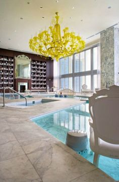 The Spa at Viceroy Hotel, Miami