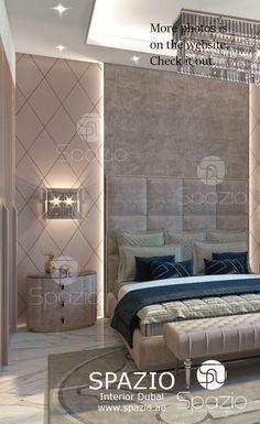 تصميم داخلي غرف نوم في عمان