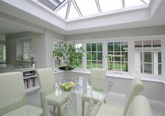 014 Orangery Dining Room in West Sussex