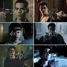 o Stiles e a  arma H.A.