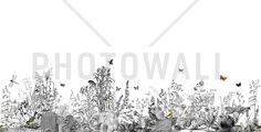 Snail Trail XL - Wall Mural & Photo Wallpaper - Photowall