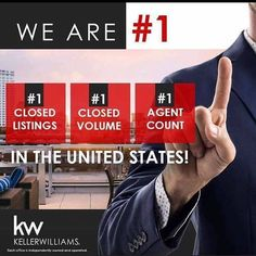 Proud to be in business with the #1realestatecompany in the World in 3 categories.  #1inagentcount #1inclosedvolume & #1inclosedunits  Unbelievable!  #lovemyjob
