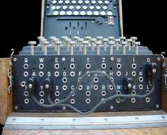 Plugboard of the Enigma Machine