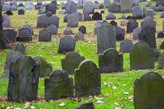 Granary Burying Ground - Featured on RueBaRue