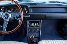 Driving A Perfectly Restored BMW 2002 Is Like Living In A Dream