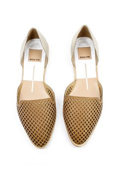 Check out the Laynie Flat by Dolce Vita! I love this type of shoe for spring and summer. mooreaseal.com