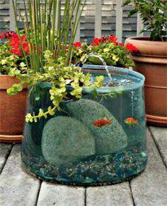 Pop Up Fish Pond~