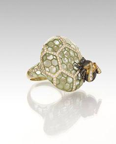 Bee ring by Ilgiz Fazulzyanov