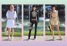 Sea of Shoes: Chanel Resort 2013 Chanel Resort, Trends, Classic Films, Style Me, Cover Up, Fashion Looks, Style Inspiration, Chic, Elegant