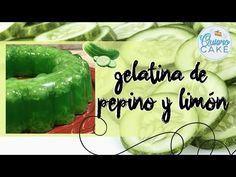 YouTube Gelatina Natural, Jelly Desserts, Jello, Yogurt, Diy And Crafts, Cheesecake, Youtube, Salads, Blog