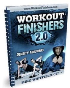 Workout Finishers 2.0 system download in PDF format. Being a single mom, I thought I didn't have the time to work out. But once I used your crazy finishers, I soon found out I can get results as long as I put in the effort. A full time job and a daughter kept me very busy, but thanks to your program, I was still able to lose my last 15 pounds I'd been struggling with for so long. No more crazy diets. I've found something I can stick to than