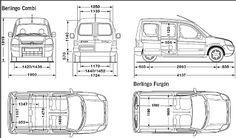 Medidas interiores de las furgos y 4x4 car pinterest vw t5 4x4 y volkswagen transporter - Medidas interiores furgonetas ...