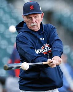 Jim Leyland - Detroit Tigers
