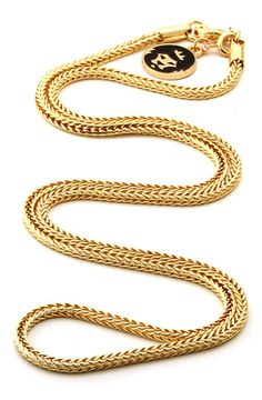 This genuine 10k gold figuro link 11 necklace can be worn as dressy king ice 2mm 14k yellow gold franco hip hop chain karmaloop aloadofball Images