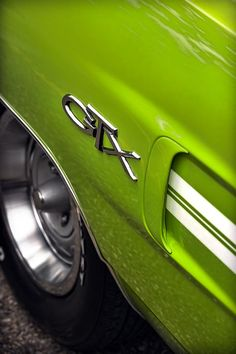 1970 Plymouth GTX - by Gordon Dean II