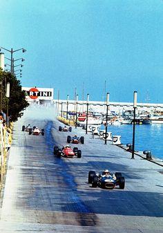 f1championship:   Monaco 1967