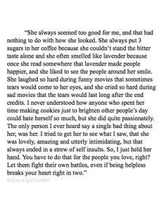 How he loved her(a short story i will probably never write)