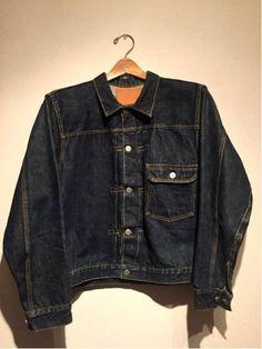Canada Goose chateau parka sale fake - 1940's Levi Strauss & Co 506xx single pocket buckle back jacket ...