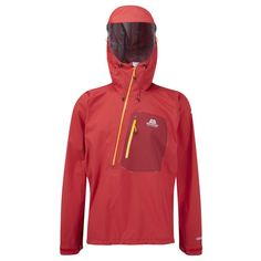 Mountain Equipment Firefly Smock - GORE-TEX® products Rainy Day Essentials by @GORE-TEX Products Europe