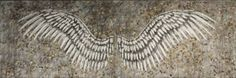 "Saatchi Art Artist Gian Luigi Delpin; Painting, ""verba volant ( flying words )"" #art"