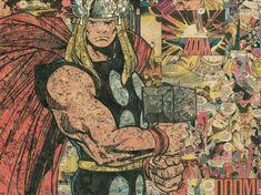 Thor Giclee Print