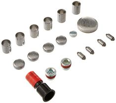 Ford Racing M-6026-A46 Plug and Dowel Kit for 4.6L Aluminum Engine Blocks #Ford #Racing #Plug #Dowel #Aluminum #Engine #Blocks