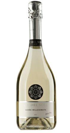 #Cuvée #Brut #Millesimato Cà Del Sole by #Francescon & #Collodi - #Italy #etichette_vino