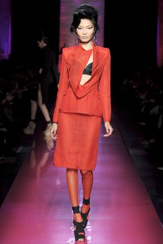 Jean Paul Gaultier ss 2012 Haute Couture