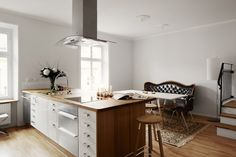 sofa with kitchen table - love