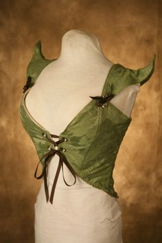 Empire Fairy Bodice by Damsel in this Dress