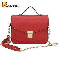 Small Chain Women Messenger Bags Flap Crossbody Bag