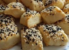 Salty Cookie Recipes in the Mouth recipes backen backen rezepte bread bread bread Salt Cookies Recipe, Cookie Recipes, Bread Recipes, Turkish Cookies, Savory Pastry, Food Articles, Turkish Recipes, World Recipes, No Bake Desserts