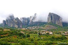 Meteora, Kalampaka, Thessaly, Greece