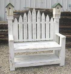 Wilker Do's: DIY Outdoor Wooden Bench