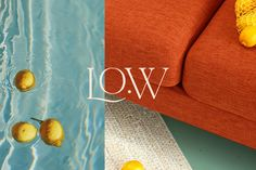 LO.W on Behance Graphic Design Projects, Graphic Design Posters, Graphic Design Inspiration, Web Design, Layout Design, Typographic Logo, Typography, Branding Design, Logo Design