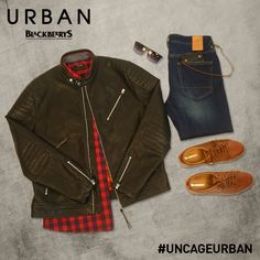 It's time to rise up to the occasion. #UncageYourself with the best streetwear range: Urban Blackberrys.