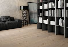 Parquet in rovere di Slavonia Must by Woodco: pezzi unici ed irripetibili