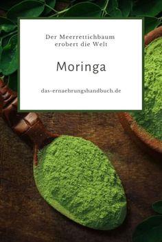 Wie man Moringa-Blätter vorbereitet, um Gewicht zu verlieren